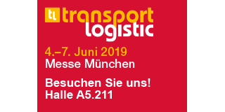 transport logistic 2019 in München